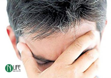 سفیدی مو سر و درمان طبیعی آن